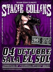Stacie Collins - El Sol